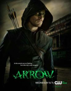POSTER PROMOCIONAL ARROW